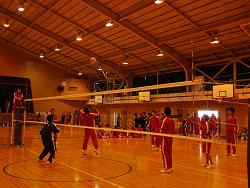 学年球技大会