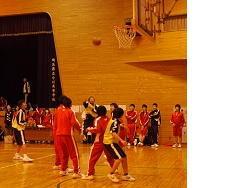 学年対抗球技大会