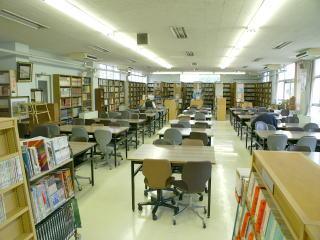 図書館(写真)