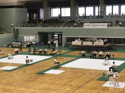 関東大会 in栃木県立県北体育館
